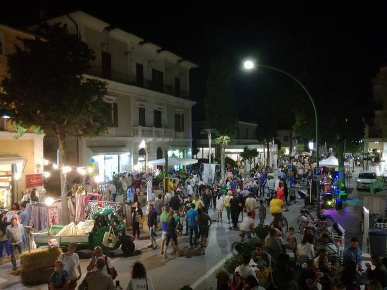 Grande riuscita di Apriti Sole: Pineto inaugura l'estate ricca di eventi FOTO