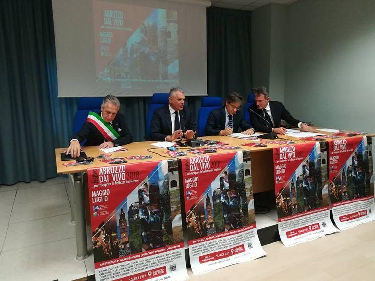 Abruzzo dal Vivo: 68 appuntamenti nei comuni del cratere sismico VIDEO