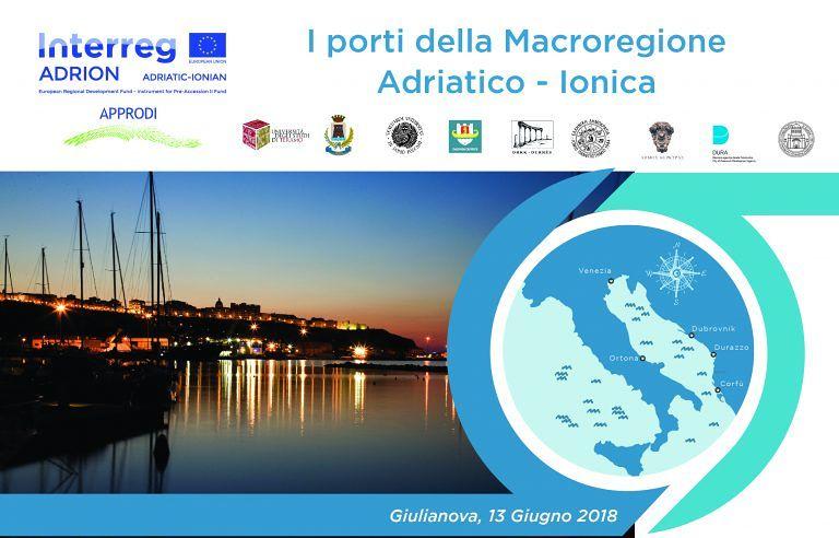 Giulianova, Progetto APPRODI:  presentazione progetto per valorizzare turismo