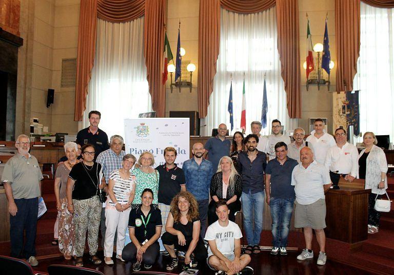 Pescara: un grazie a tutti gli operatori del Centro Britti (che torna l'anno prossimo)