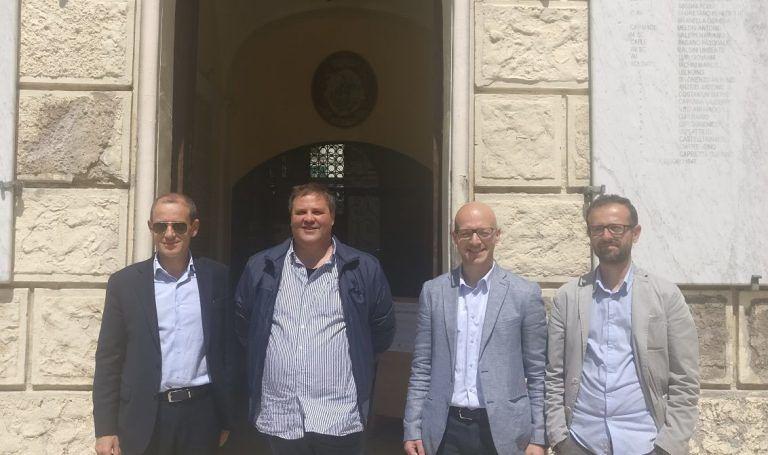 Elezioni Nereto, la sfida dei 4 candidati sindaco