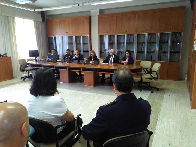 Teramo, eventi estivi: incontro in Prefettura sulle misure di sicurezza