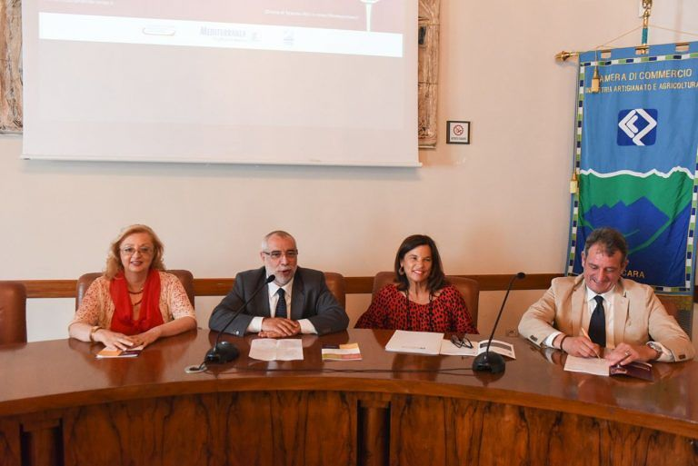 Pescara, tutto pronto per 'Mediterranea'