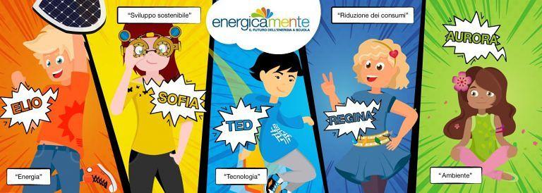 Pescara, gli alunni della Domus Mariae vincitori di 'Energicamente'