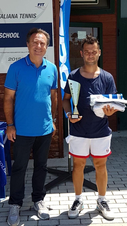 Silvi, Torneo Nazionale FIT 'Summer Tennis 2018': tutti i vincitori FOTO