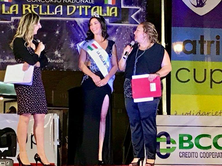 Atri Cup, conclusa la terza parte con l'elezione de La Bella d'Italia – sezione Abruzzo