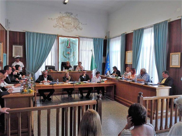 Alba Adriatica, si insedia il nuovo consiglio. Casciotti: unità e coesione per una città migliore