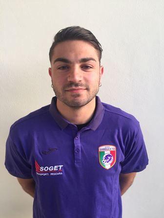 Sambuceto Calcio, intervista ad Alessio Criscolo