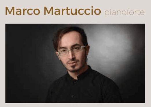 Chieti, Marco Martuccio in concerto al Marrucino