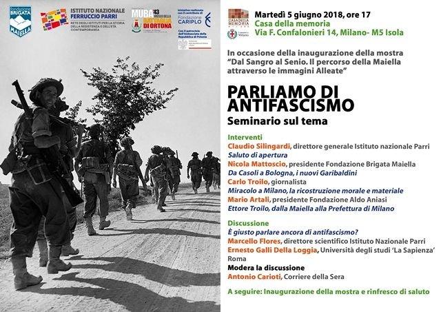 Ortona, mostra curata dalla Fondazione Brigata Maiella e dal Museo della Battaglia