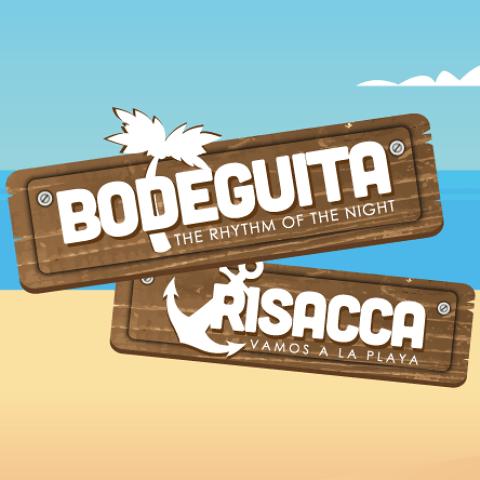 """Fino al 14 settembre al BODEGUITA // RISACCA.. """"SVUOTA LA CAMBUSA""""! .. 3x2 prendi tre paghi 2 .."""