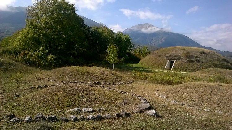Campli, al via la gestione della necropoli di Campovalano