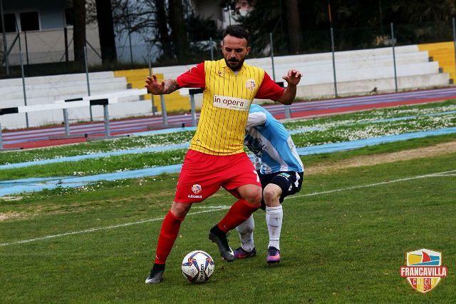 Cosmo Palumbo miglior centrocampista della serie D