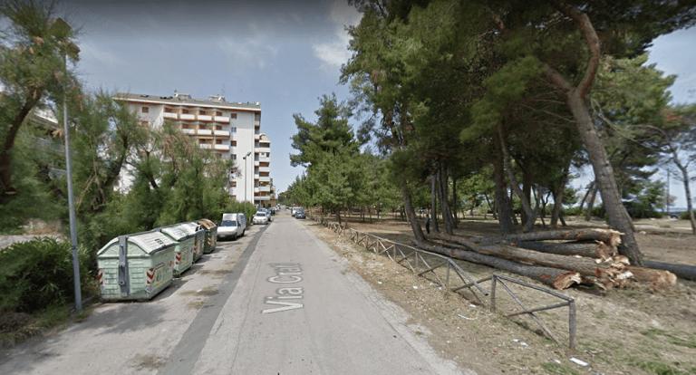 Montesilvano, il comune apre via Crati