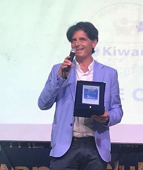 Premio Happy Child al compositore e regista Davide Cavuti, al cabarettista Marco Papa e alla giornalista Mila Cantagallo