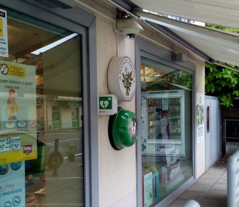 Penna Sant'Andrea, installato defibrillatore pubblico