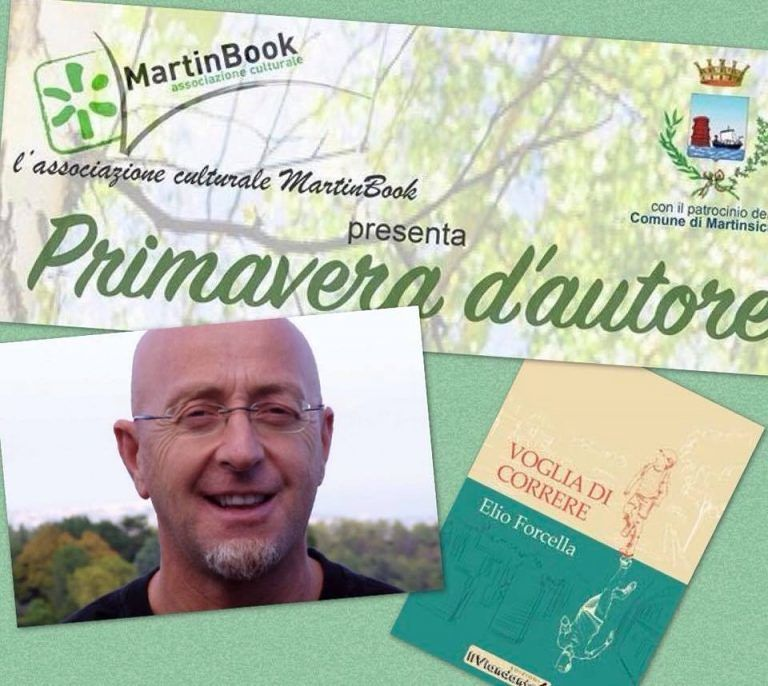 Martinsicuro, Primavera d'Autore: ultimo appuntamento con Elio Forcella