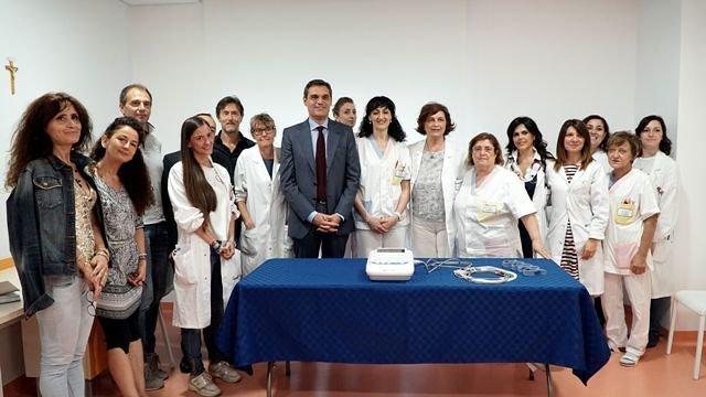 La FIRA dona un elettrocardiografo al Servizio Reumatologia Pediatrica del Policlinico di Chieti