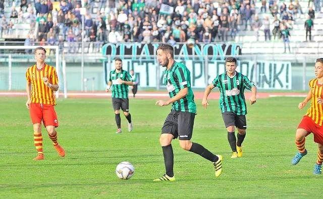 Conferma in maglia neroverde per Giuseppe Catalli