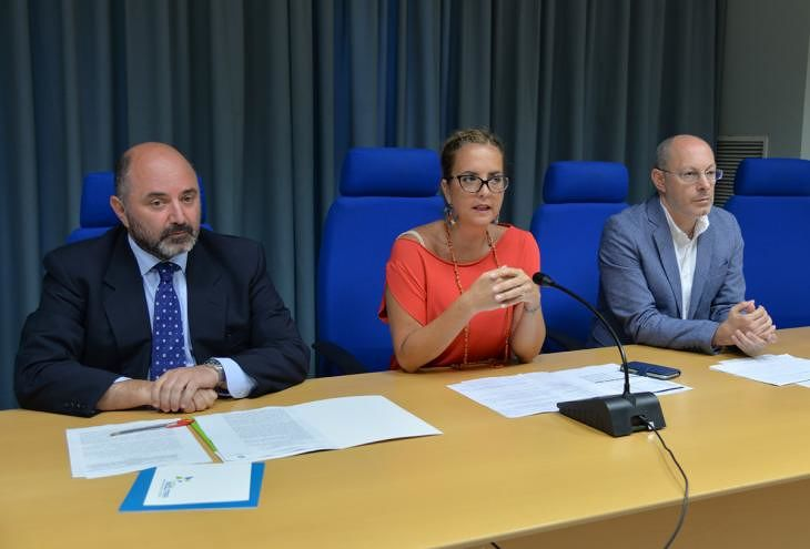 Ortona, nasce l'istituto superiore per il trasporto e la logistica VIDEO