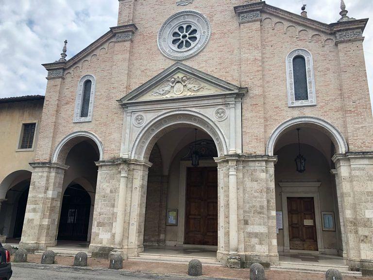 Teramo, riapre la chiesa di Madonna delle Grazie