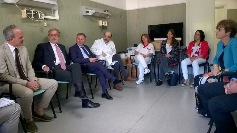 Castel di Sangro, ambulatorio oncologico: il nuovo servizio della Asl