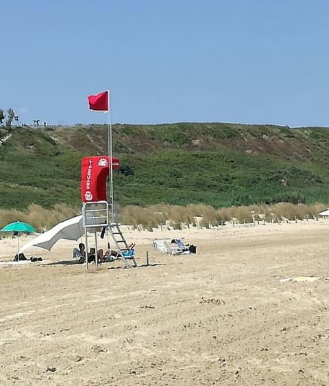 Affidato il servizio di salvamento nella spiaggia libera a Punta Penna