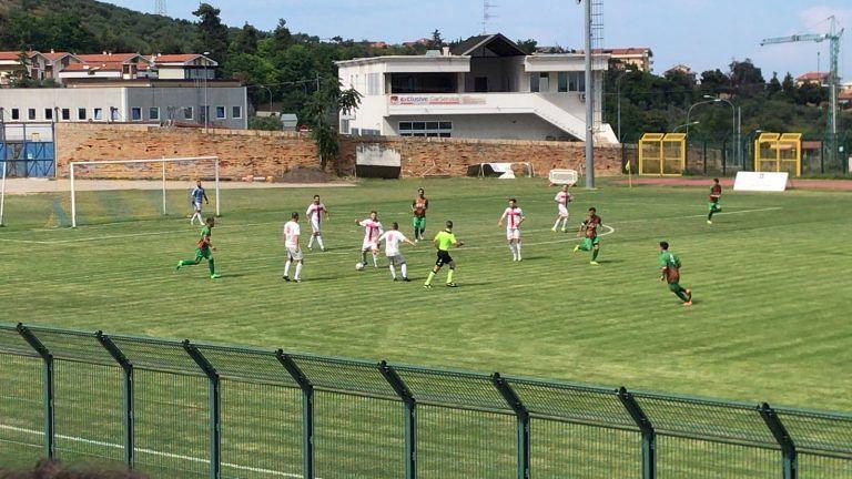 Finale play-off Prima Categoria: il Sant'Anna supera l'Hatria ai supplementari e strappa il pass per la Promozione