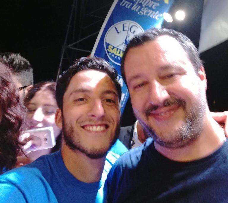 Silvi, a tifare Salvini anche i Giovani della Lega di Pineto