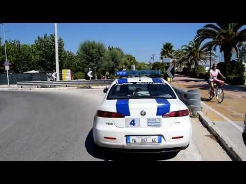 Giulianova, lotta al commercio abusivo. Nuovi sequestri della Polizia Municipale (VIDEO-SERVIZIO)