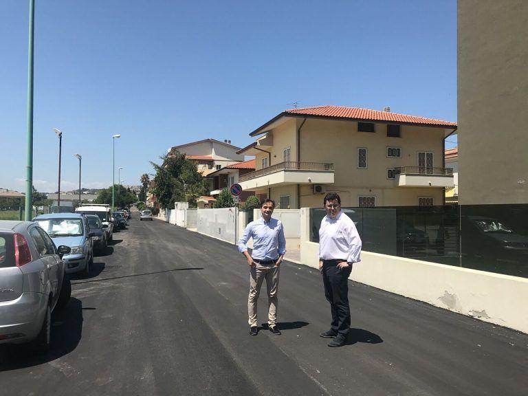 Pescara, il cronoprogramma dei lavori di manutenzione della città