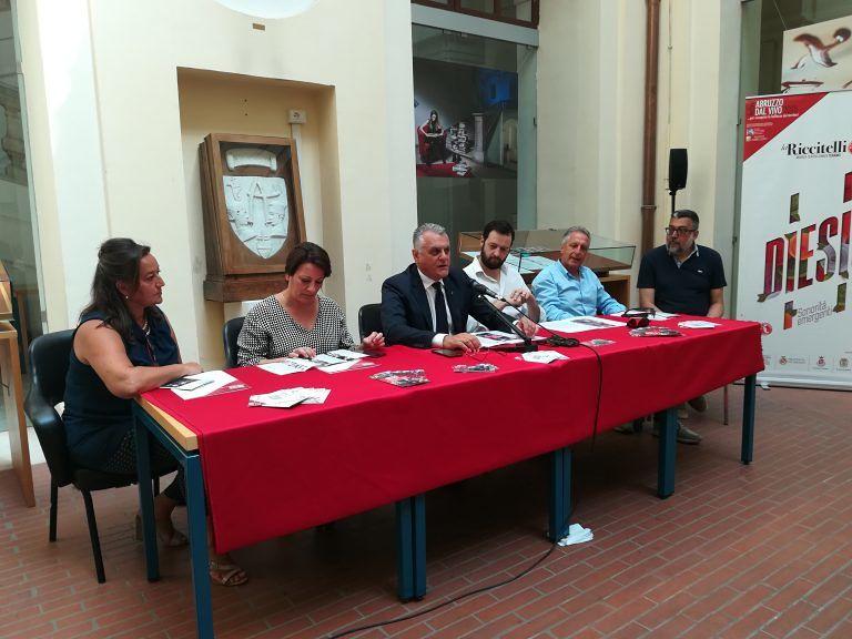Abruzzo dal Vivo: De Gregori, Sud Sound System e Vanessa Gravina tra gli ospiti illustri della settimana