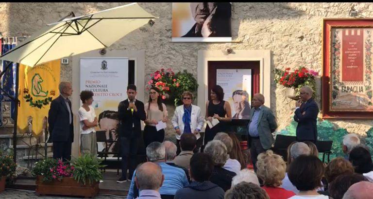 Teramo, premio Benedetto Croce ad Anna Carla Valeriano