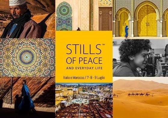 Atri, cultura: confronto con il Marocco grazie a Still of Peace and Everyday Life