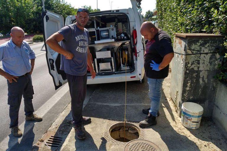 Pineto, controlli della Ruzzo alla rete idrica di Santa Maria a Valle