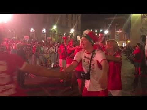 Teramo, successo per la parata della Coppa Interamnia. Commercianti del centro arrabbiati FOTO VIDEO