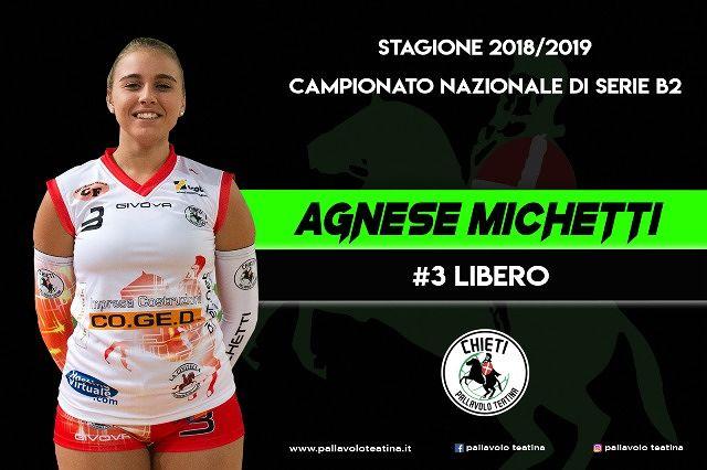 Coged, una lunga storia che continua: Agnese Michetti