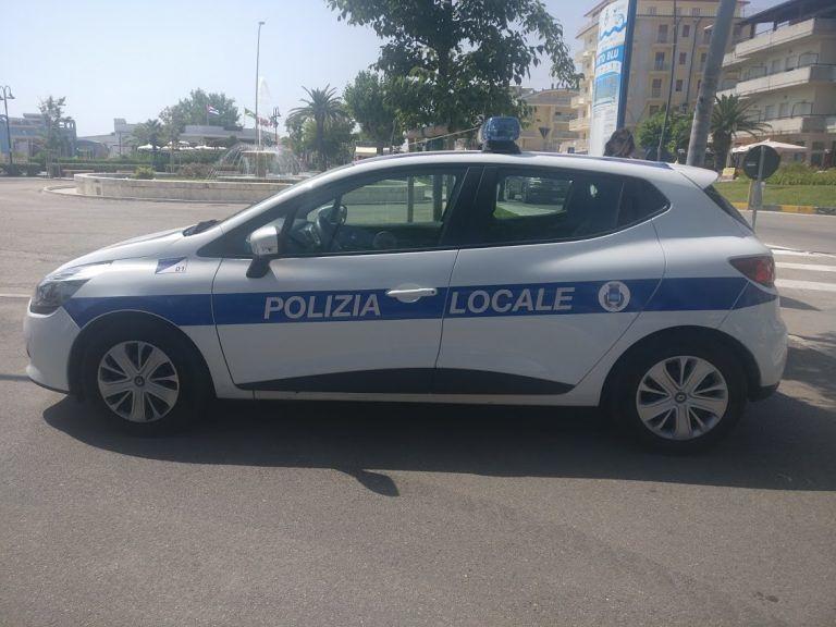 Alba Adriatica, il comando della polizia locale torna in piazza IV Novembre: avviato il percorso