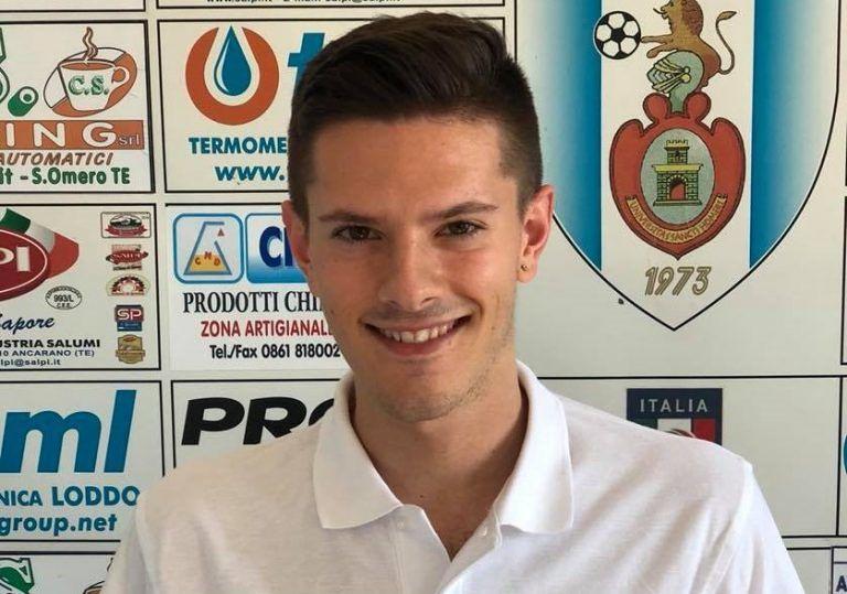 Sant'Omero sempre attivo sul mercato: firma anche l'esterno Mattia Cardelli
