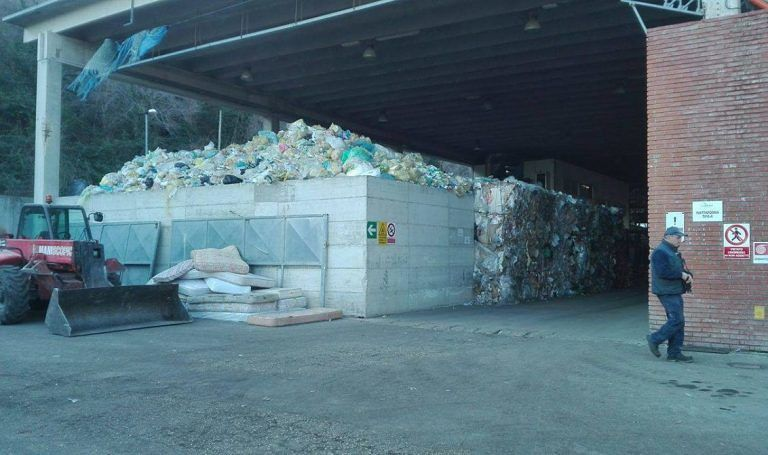 Cirsu, scoperte 4mila tonnellate in più di rifiuti negli impianti di Grasciano