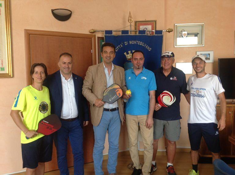 A Montesilvano l'Italian Opene la Bainbridge Cup di pickleball