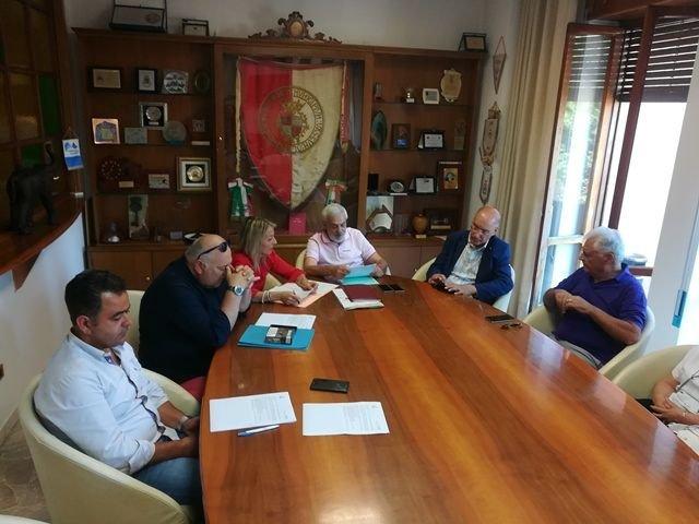 Vasto, incontro in Municipio con la Sasi per analisi degli interventi sul territorio