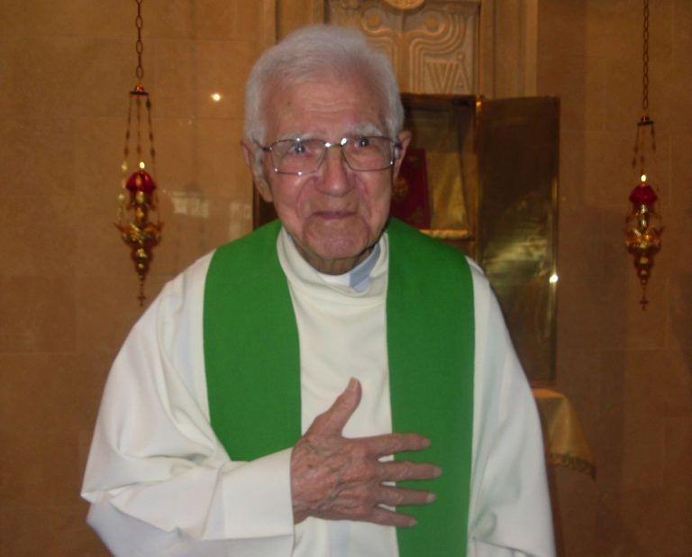 Pescara, una messa per i 100 anni di don Enrico Zambotti