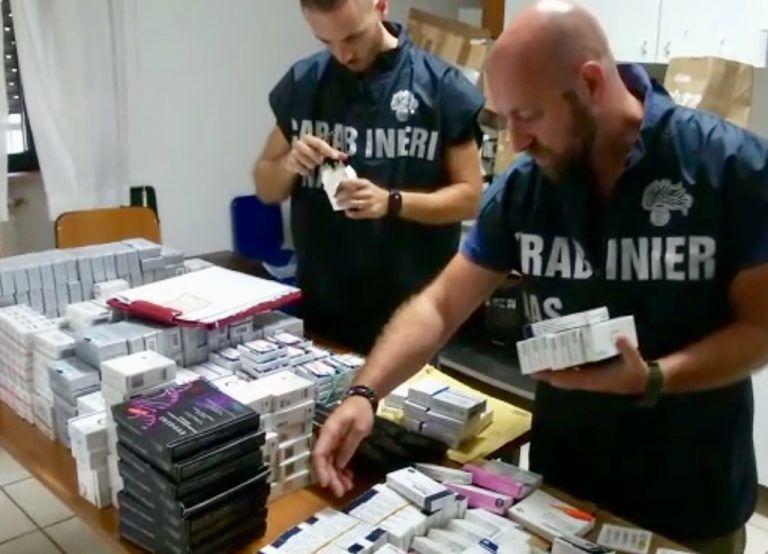 Pescara, doping per body builder: scatta il sequestro dei Nas