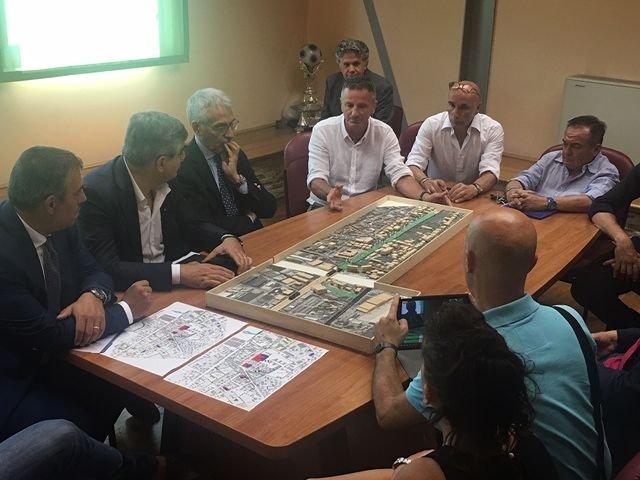 Ferrovia a Sambuceto. RFI valuta la proposta interramento