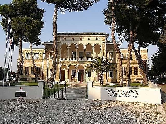 Pescara, pronta la Sala 'Vicentino Michetti' all'Aurum