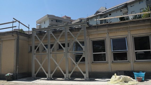 Vasto, Estate di manutenzione per gli edifici scolastici