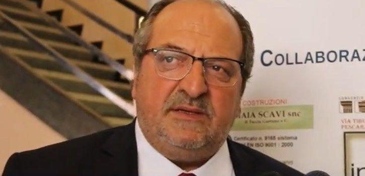 Caramanico Terme, Mazzocca candidato sindaco