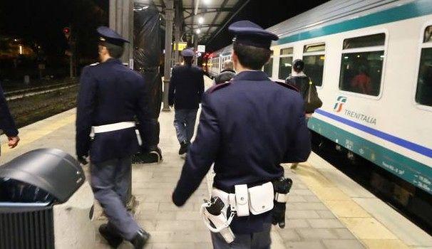 Furti di rame, controlli della Polfer sulla linea ferroviaria e nei depositi