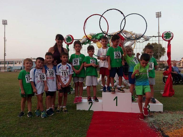 Atletica, il Meeting Città di Giulianova versione giovanile è stato un successo